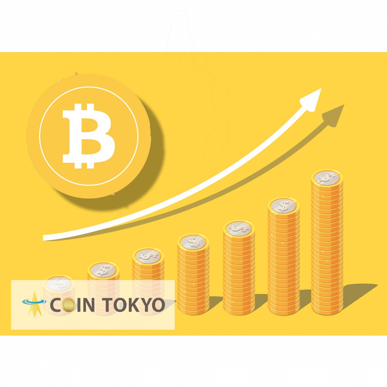 11000円 ビットコイン